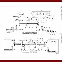 1969 John Deere 140 Wiring Diagram Single Phase Water Pump Motor 856 International Tractor Harness, 856, Get Free Image About