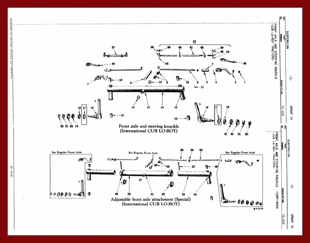medium resolution of farmall 560 hydraulic schematic manual engine schematics farmall cub front axle diagram