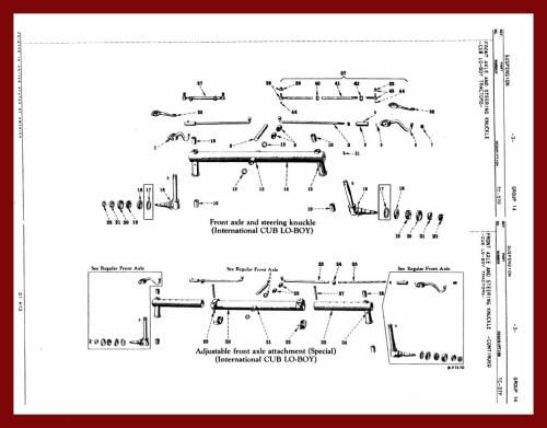 small resolution of farmall 560 hydraulic schematic manual engine schematics farmall cub front axle diagram
