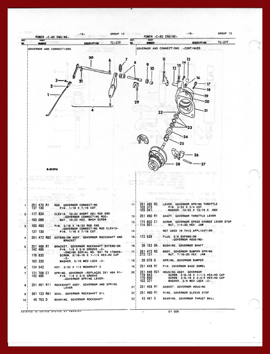 medium resolution of farmall super a carb diagram farmall free engine image farmall h carburetor adjustment farmall h governor