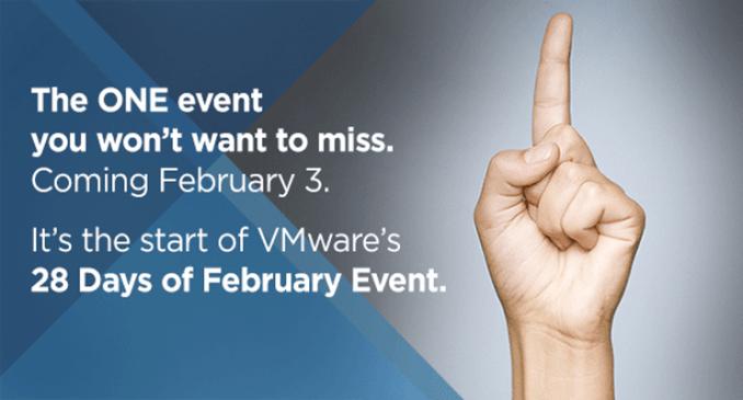 VMware Event 2015 400