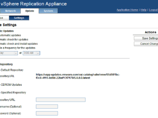 Upgrade vSphere Replication 5.8 Featured