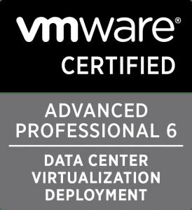 VCAP6-DCV Deploy Logo