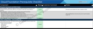 VCF 3.0 Bring-up Excel 01