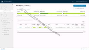 VCF 3.0 Create Workload Domain 01