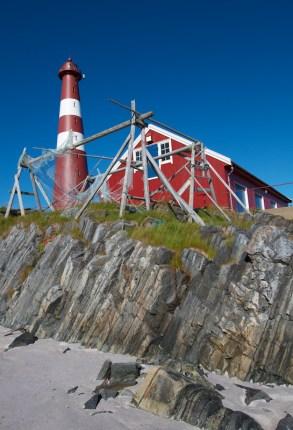 Slettnes Fyr, Péninsule de Nordkyn, Norvège - Canon EOS 7D – 15 mm – f/7,1 – 1/500s – 100 ISO