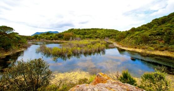 Lago di Baratz, Sardaigne, Sardinia, Sardegna