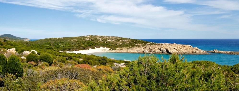Spiaggia di Cala Cipolla, Domus de Maria, Sardaigne, Sardinia, Sardegna