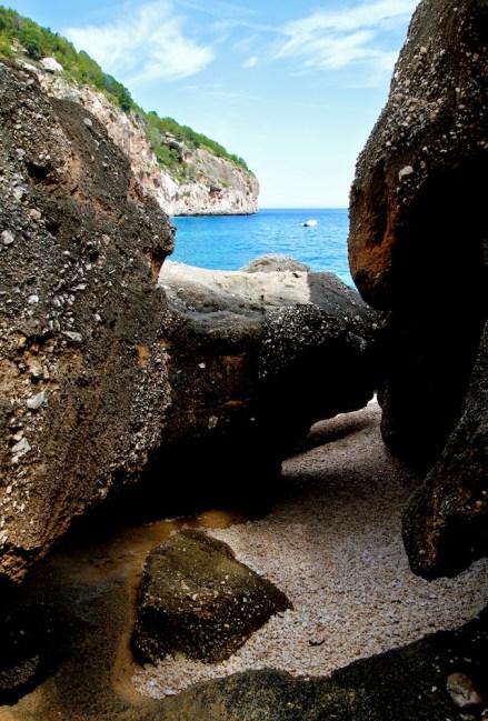 Cala Sisine, Golfo di Orosei, Sardaigne, Sardegna, Sardinia