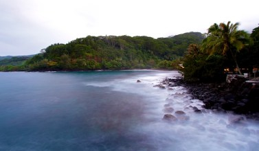 Haapupuni, Tahiti