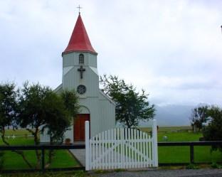 église, Glaumbaer