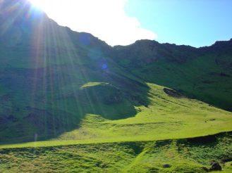 Reynishverfisvegur, paysages, Islande