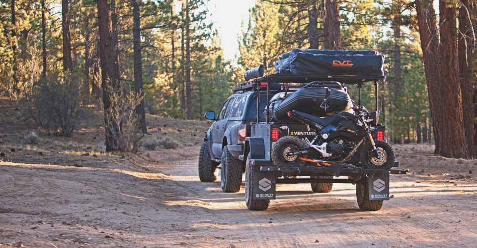 defconbrix bugout vehicle