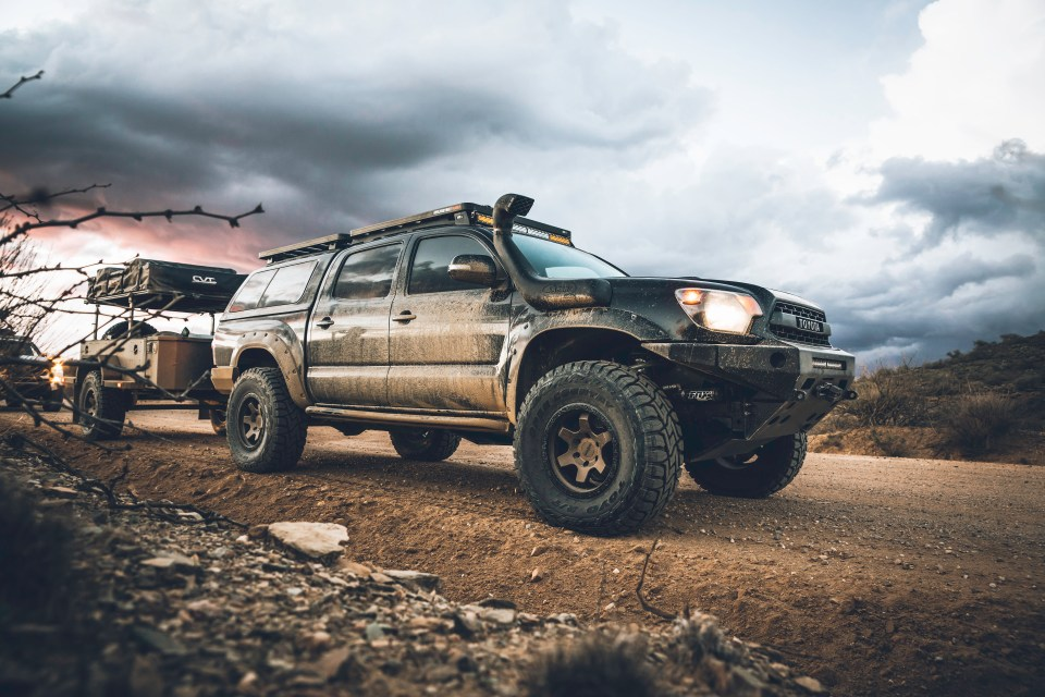 Overland Tacoma Build Bug Out Vehicle Defconbrix