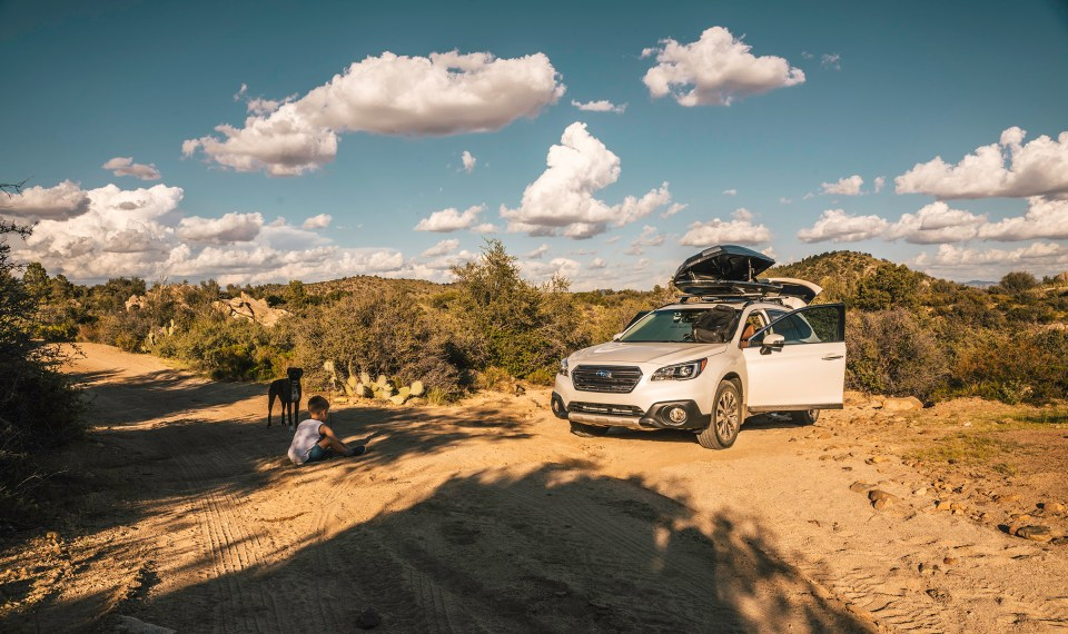 Gold King Mansion | Arizona | Defconbrix | On some Adventure | Thule | Subaru Outback Touring
