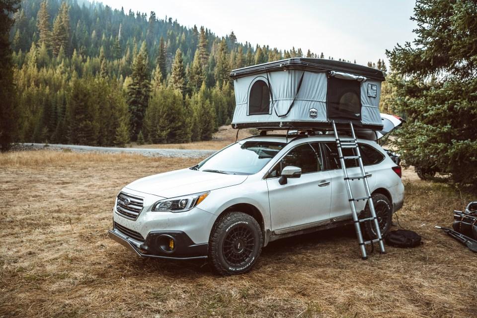 Subaru Outback Adventure Build   onsomeadventure   defconbrix