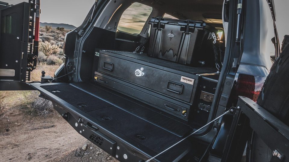 overland, landcruiser, 200 series, adventuremobile, cbi offroad, Truckvault