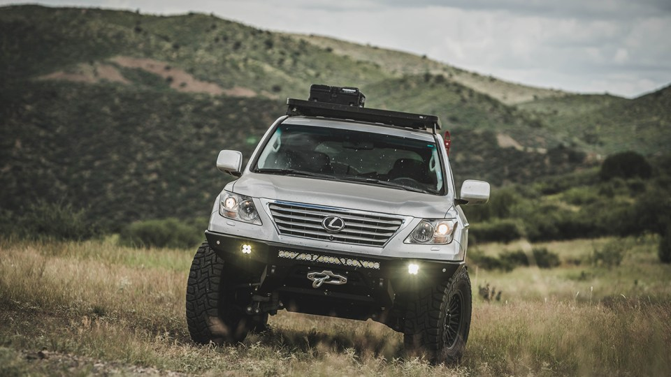 overland, landcruiser, 200 series, adventuremobile, Toyo tires, cbi offroad, Baja Designs, warn