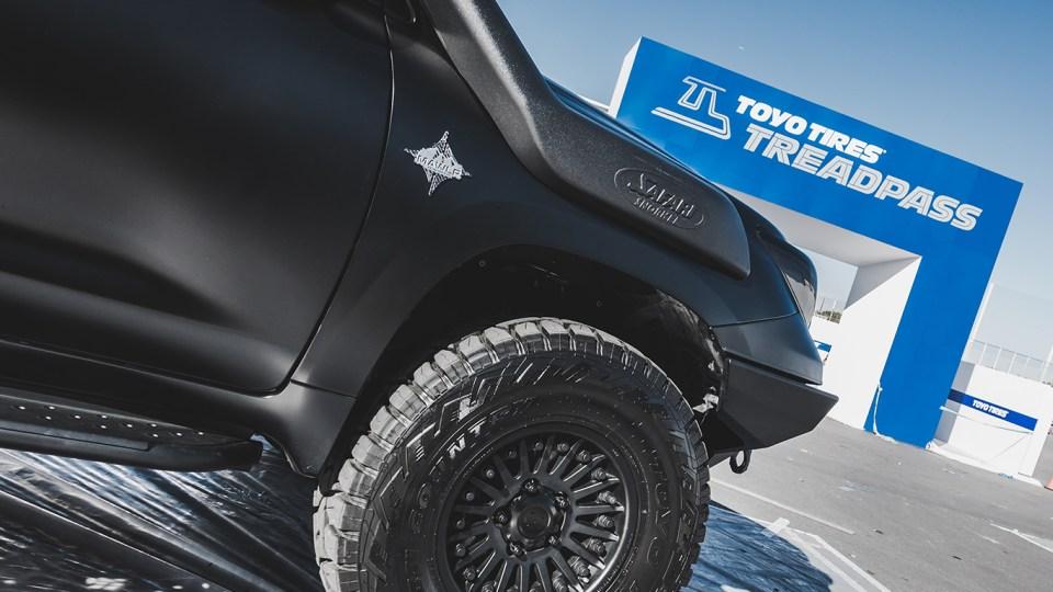Toyo Tires, sema