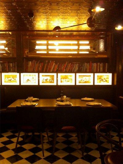 CHRI Un nuevo restaurante de bonito interiorismo en