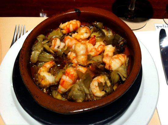 Restaurante GOLIARD Cocina catalana con un toque creativo