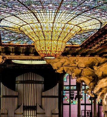 Los 5 edificios modernistas ms bonitos de Barcelona  DolceCitycom