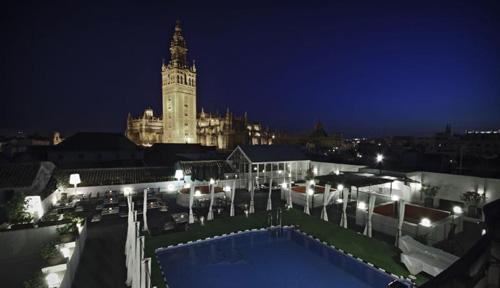 De terrazas por Sevilla Hotel Los Seises  DolceCitycom
