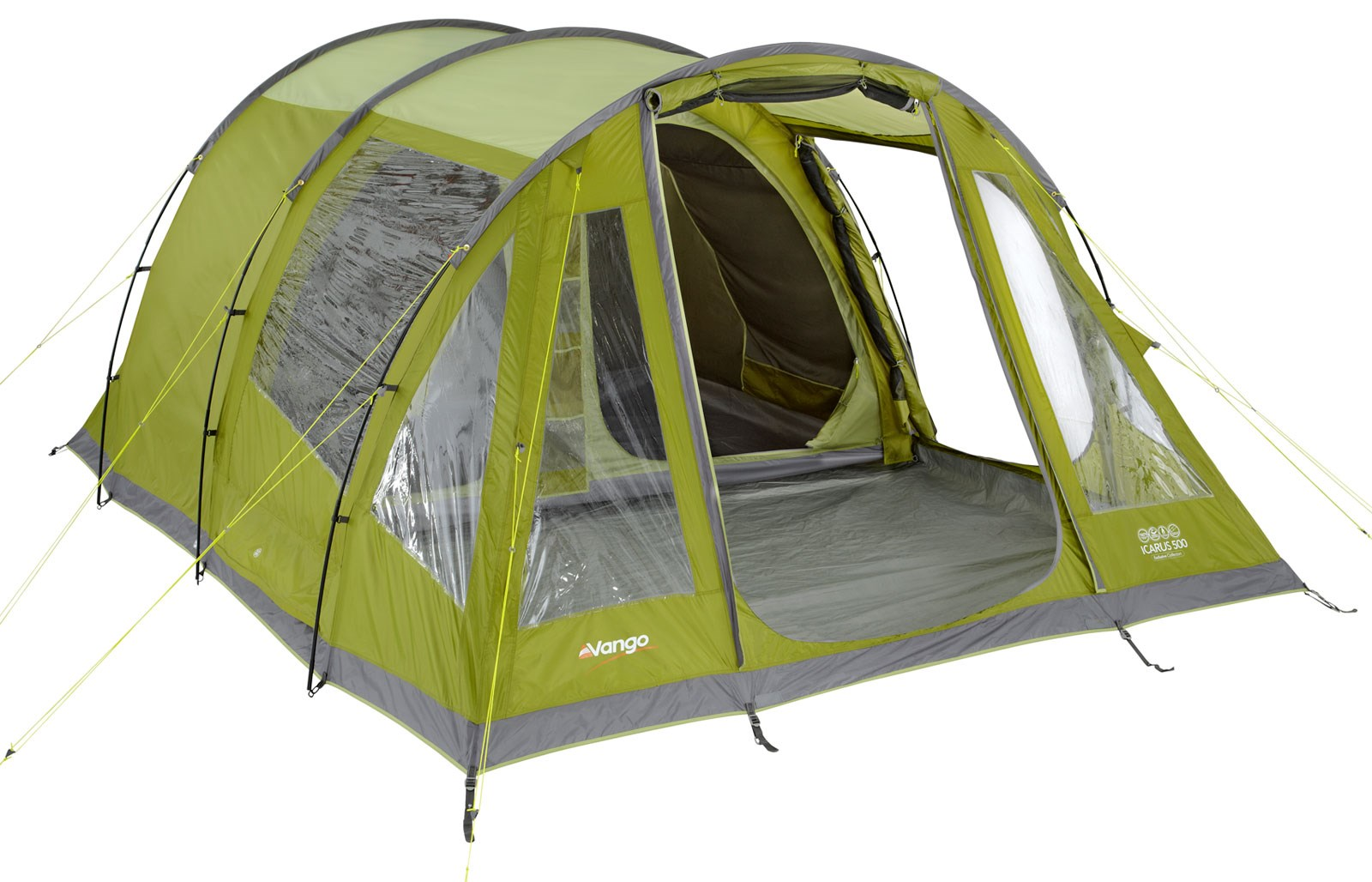 Family Tent With Porch