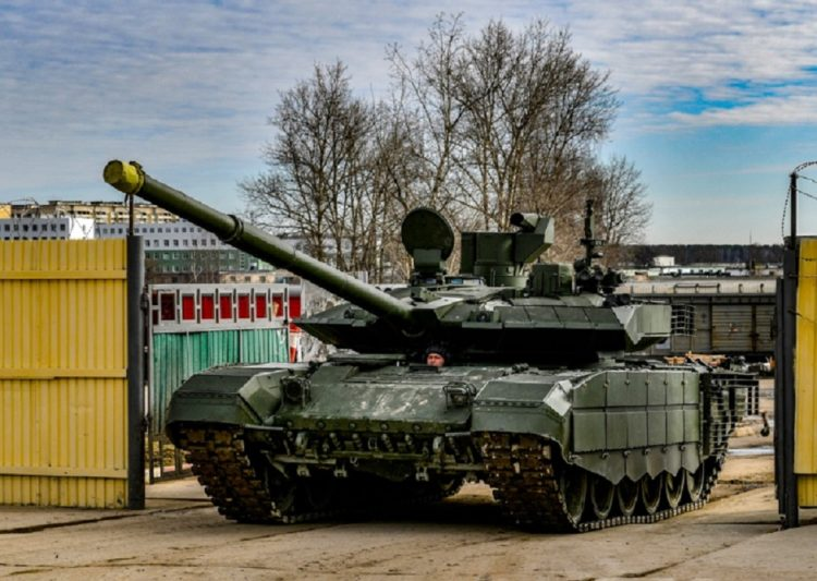 Russian Army receives first batch of new T-90M Proryv tanks – Defence Blog