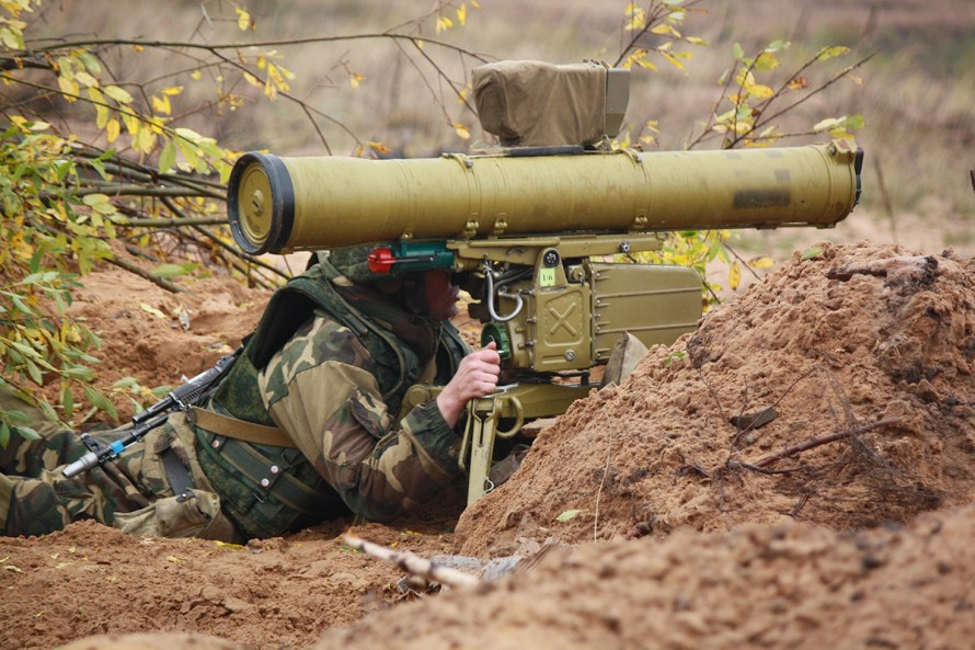 India Army seeks domestic vendors for 3rd-generation anti-tank missile  purchase – Defence.Capital