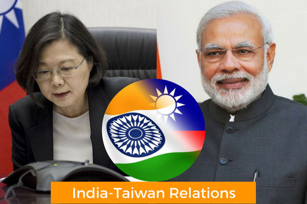 India-Taiwan Relations