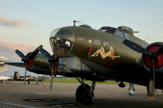 B-17 Flying Fotress