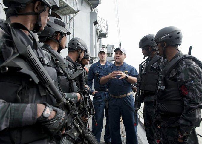 Bangladesh Navy SWADS