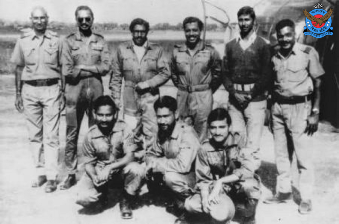 Members of Operation Kilo Fight