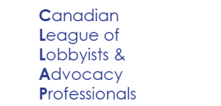 Canadian League Of Lobbyist Logo