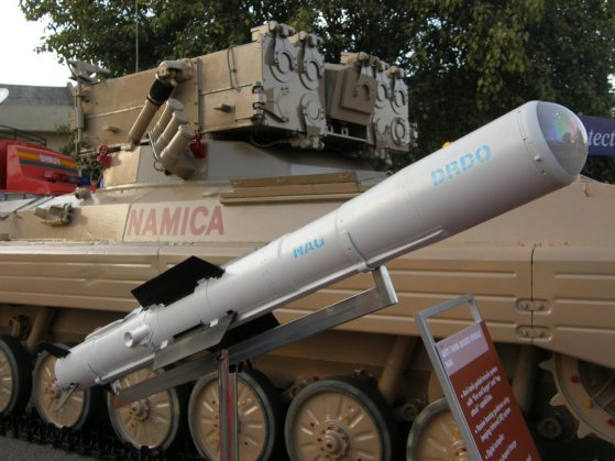 Nag_with_NAMICA_Defexpo-2008