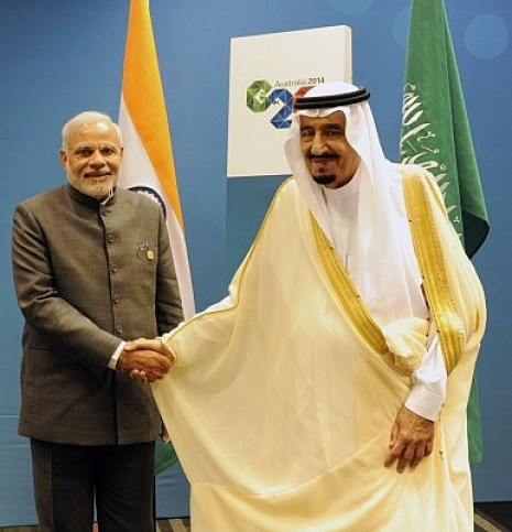 india and saudi ties