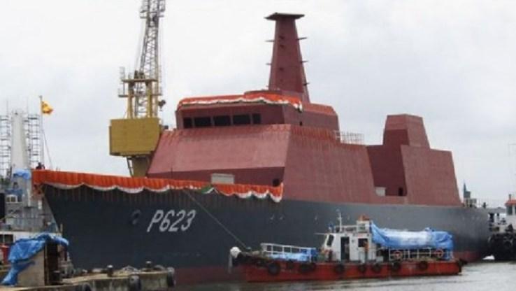 srilanka partrol vessel