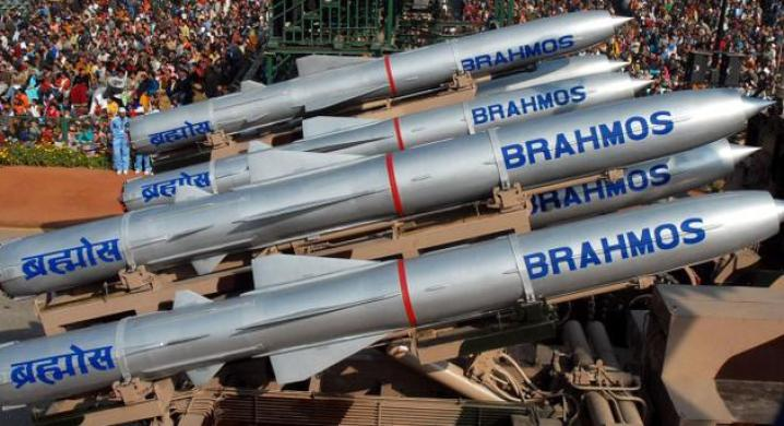 India's New 600 Km Range Brahmos Missile Can Spread Panic In ...