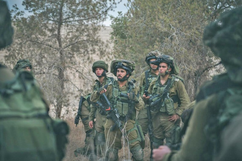 What Does Israeli Army Soldier Thinks about Indian army
