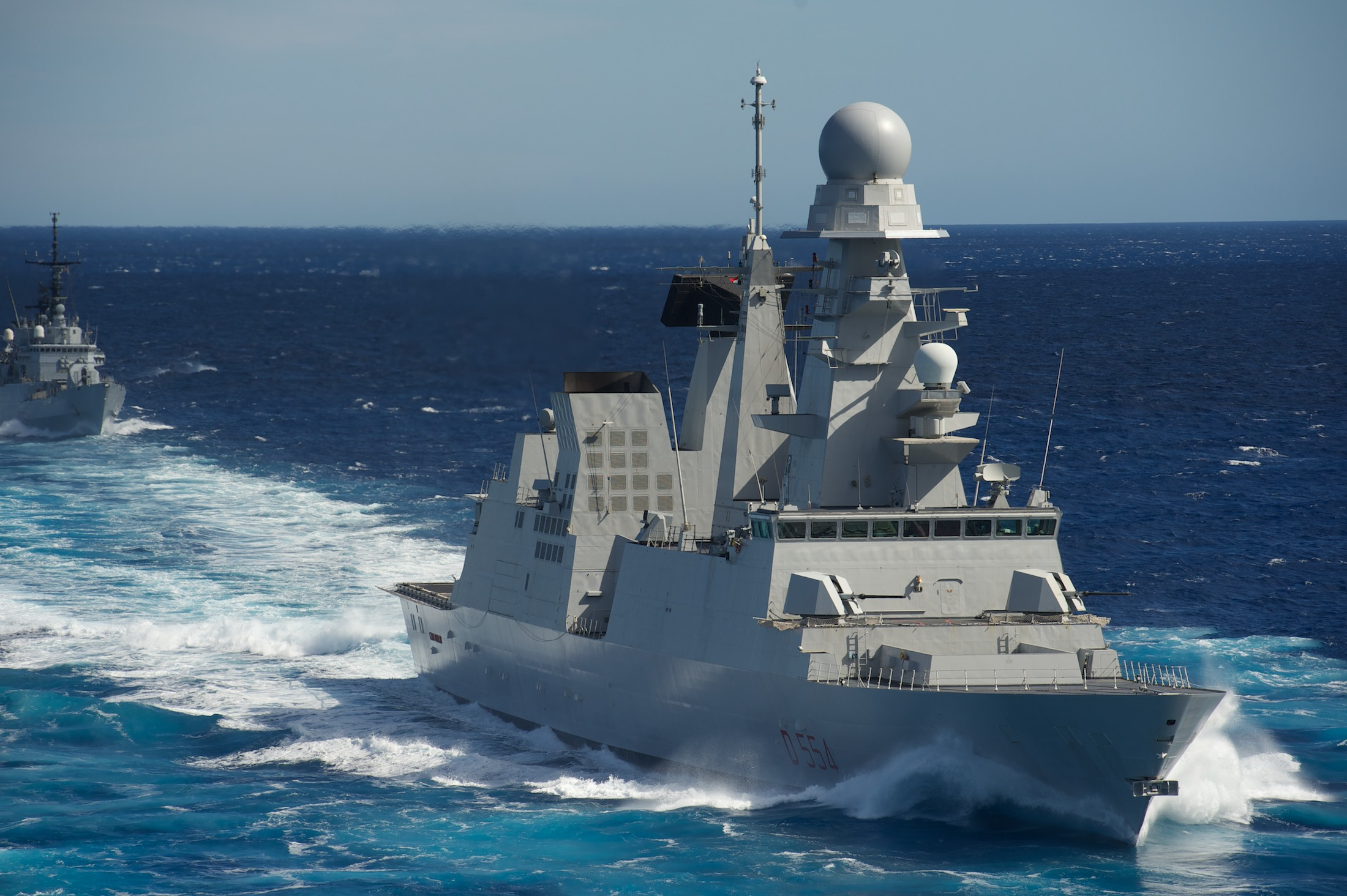 Top 10 Most Powerful Destroyers In The World