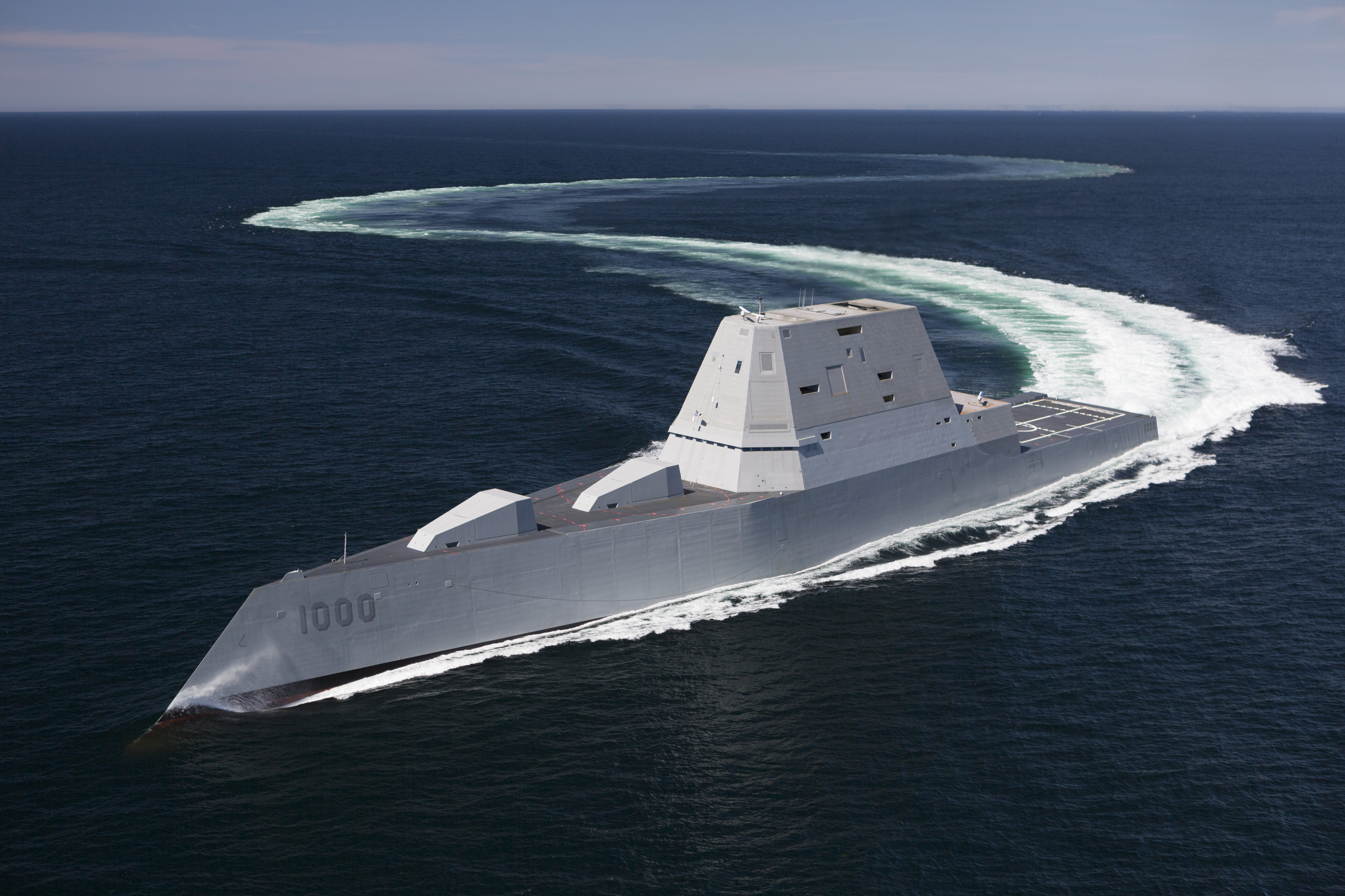 News Digest: New French Frigate Unveiled,USS Zumwalt commissioned, Indo-Russian deals.