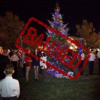 Maine Christmas Tree Honoring Vets Called Tacky