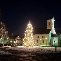 Norway to Iceland: No Christmas Tree for You