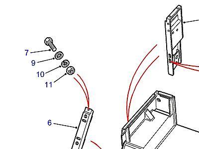 Каталог запчастей Land Rover Defender (L316), Microcat