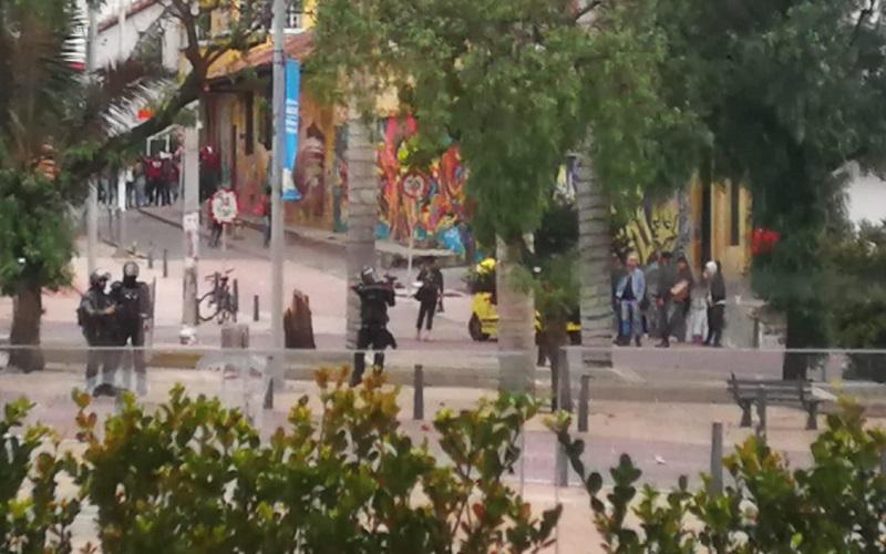 Boletín informativo: Agresiones y Detenciones Arbitrarias del ESMAD al Movimiento Estudiantil