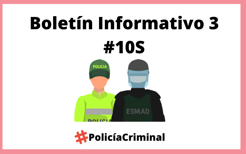 Boletín Informativo 3 #10S