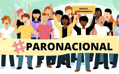 Amenazas a la integridad de manifestantes en el municipio de Guasca, Cundinamarca: #ParoNacional