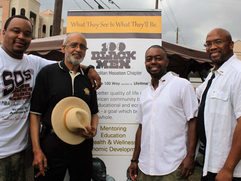 The 100 Black Men Metropolitan Houston Chapter