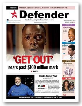 March 16 Houston Defender